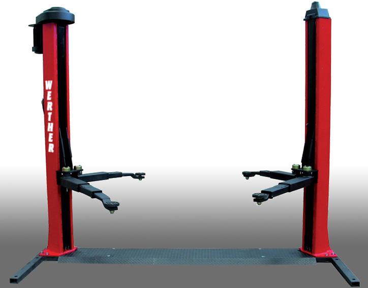 Dvojstĺpové zdviháky