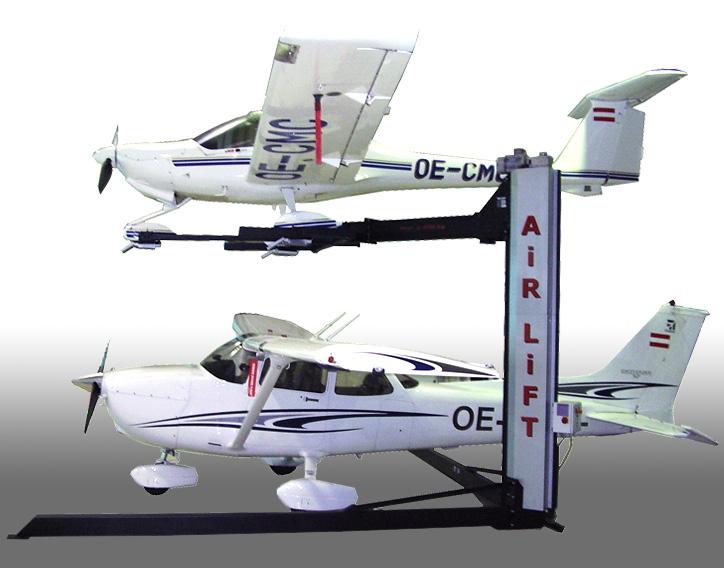 Zdviháky pre lietadlá